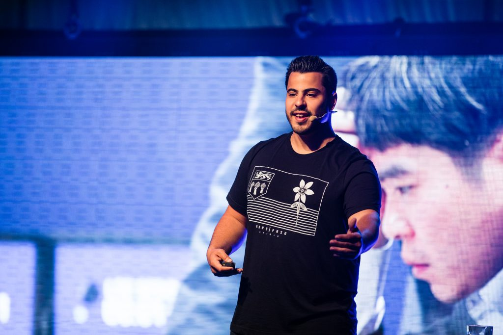 Andrew M.J. Arruda, CEO & Co-Founder, ROSS